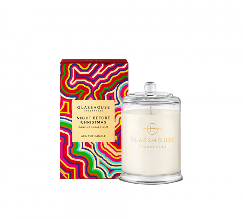 Peppermint Grove Patchouli & Bergamot Candle, 350g