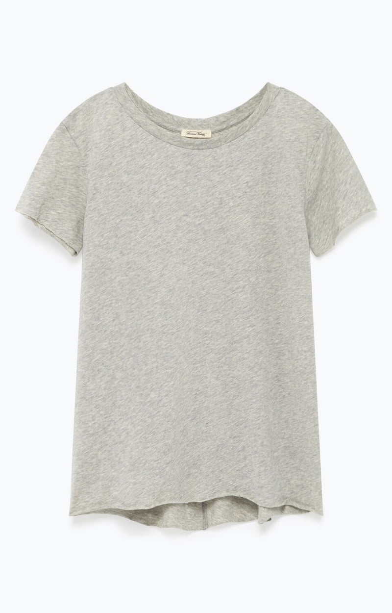 American Vintage Round Col SS Tee