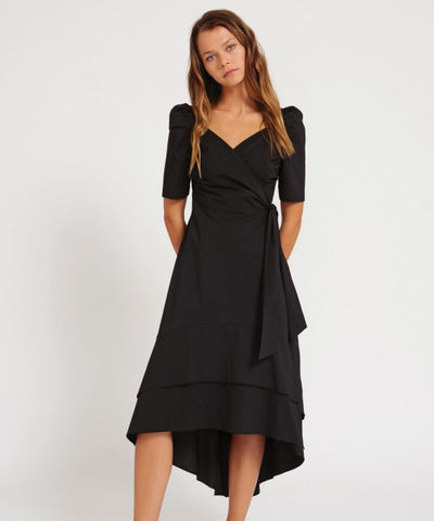 Morrison Neo Wrap Dress
