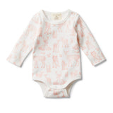 Wilson & Frenchy Oh Dear Long Sleeve Bodysuit