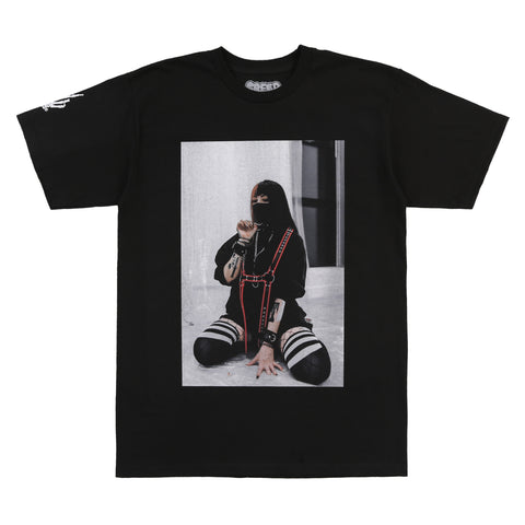 HVDES STRAPPED TEE