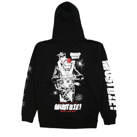 WATCHER PULLOVER HOODY