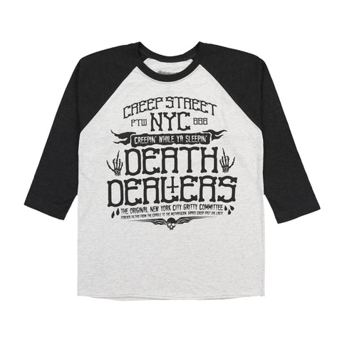 DANCE WITH WOLVES CROP TEE