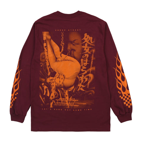 DEVIL'S RAIN L/S TEE (LIMITED EDITION)