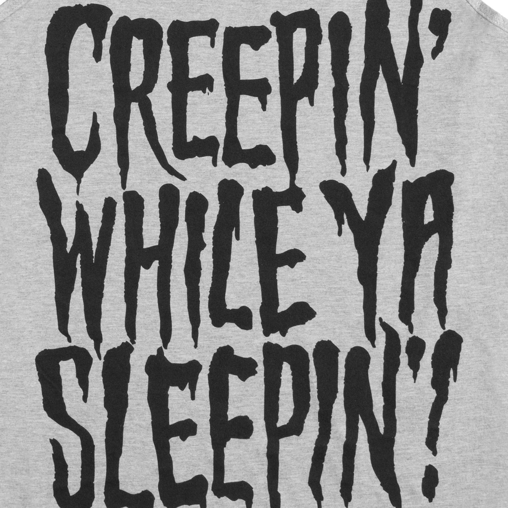 CREEP SLEEP TANK