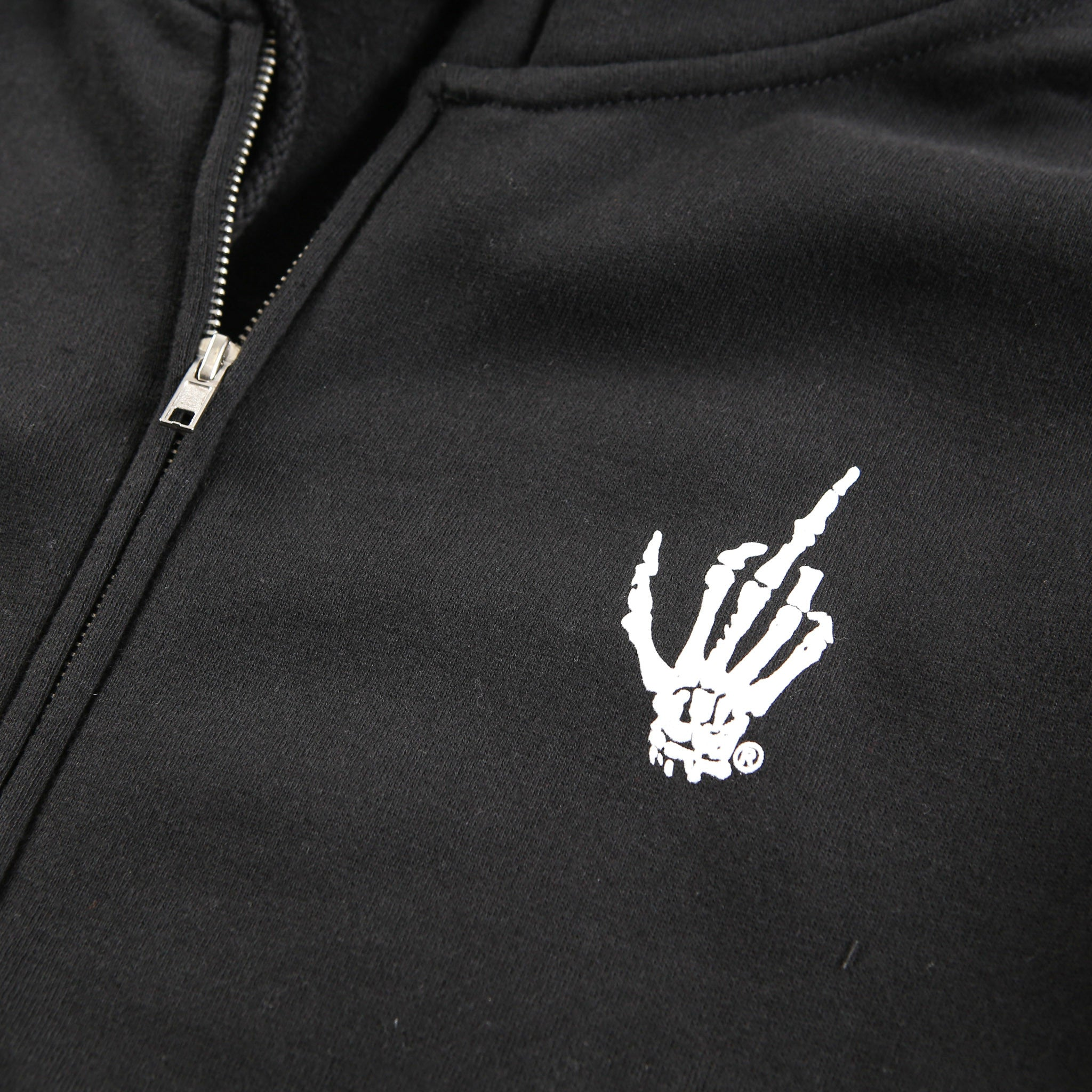 FEAR CITY II ZIP UP HOODY