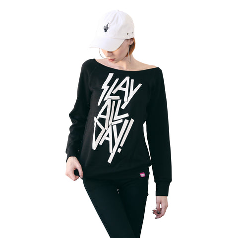 SLAY ALL DAY PULLOVER