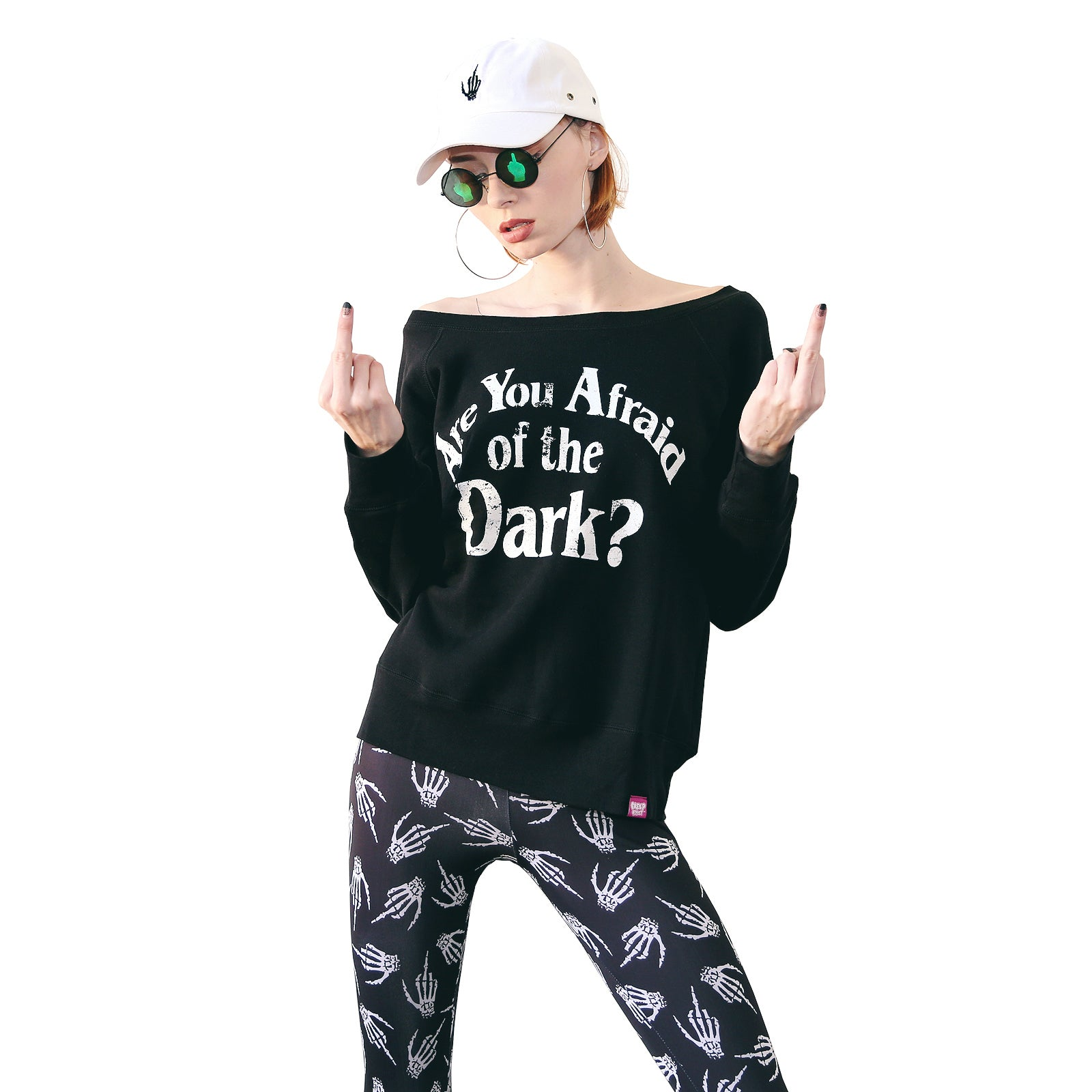 DARKNESS PULLOVER