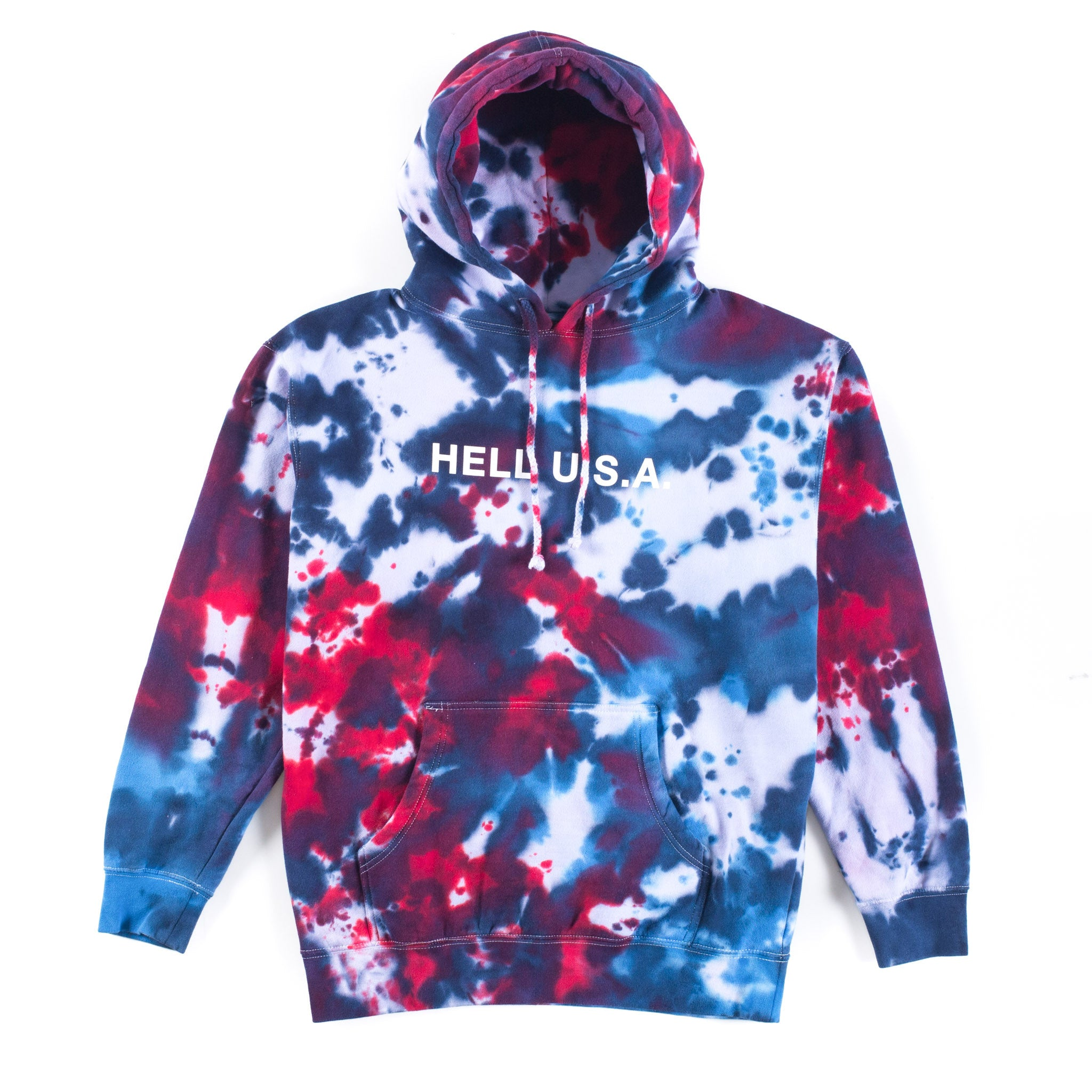 HELL USA PULLOVER HOODY