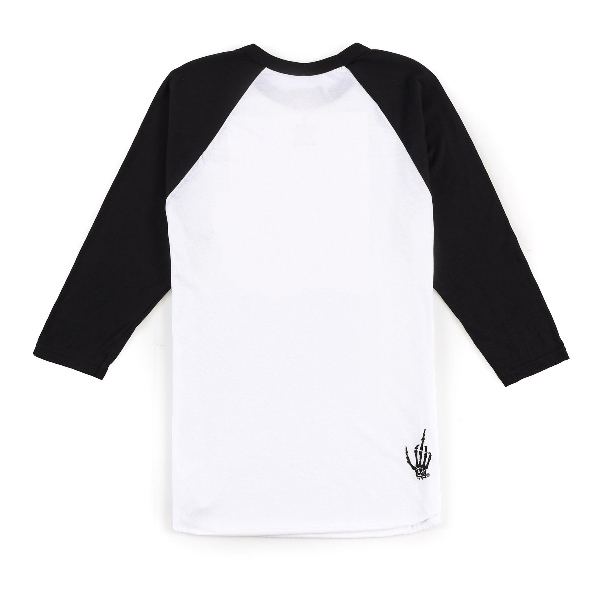 WHITE/BLACK SLEEVES
