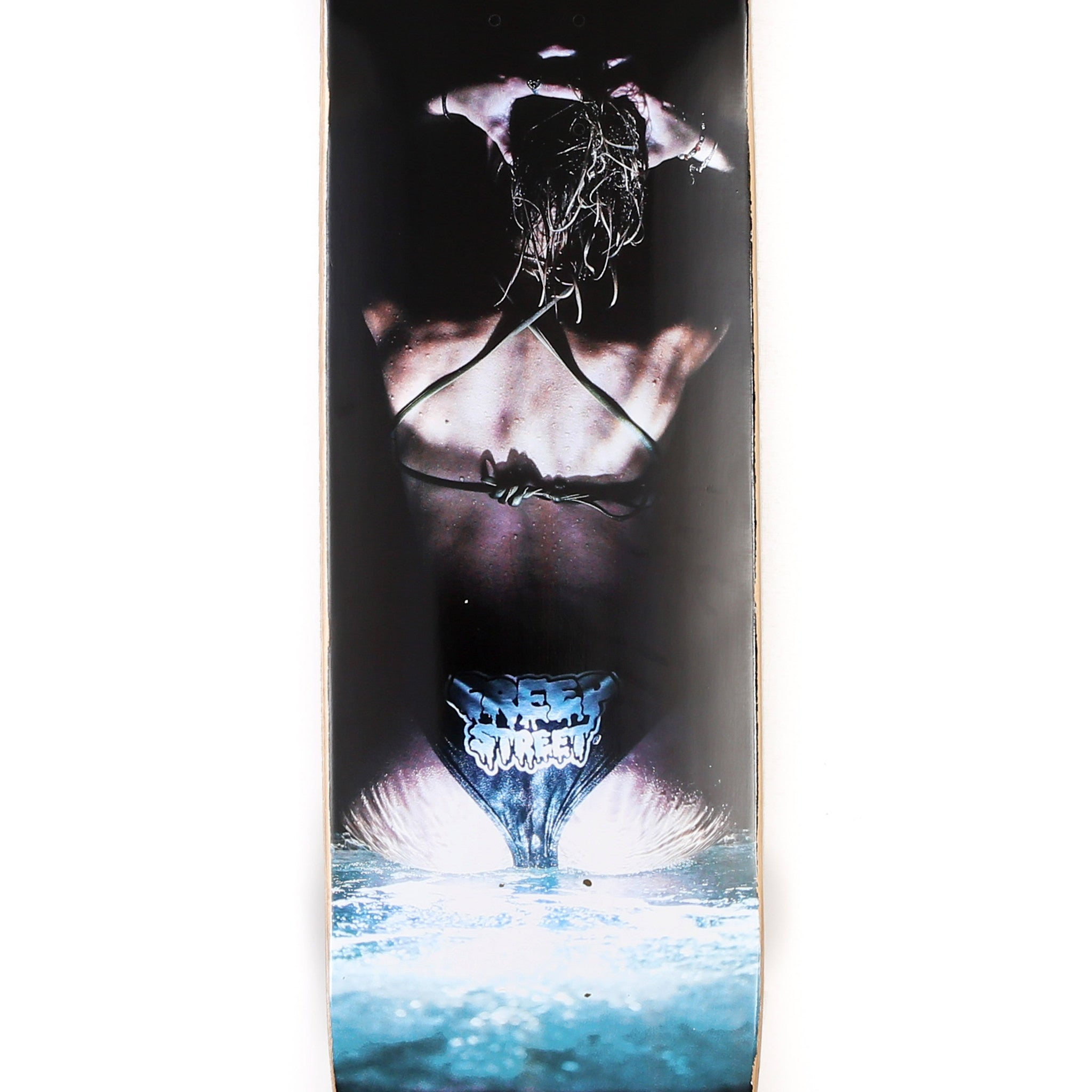 CREEP STREET x SKYBOXX GET WET! SKATEBOARD DECK