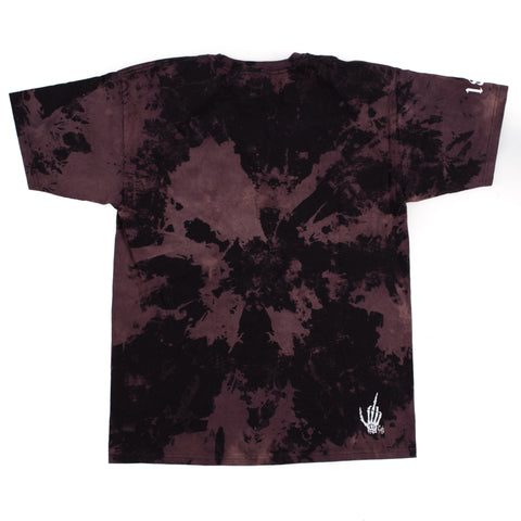 MURDER WE WROTE BLACK DYED TEE (LIMITED EDITION)