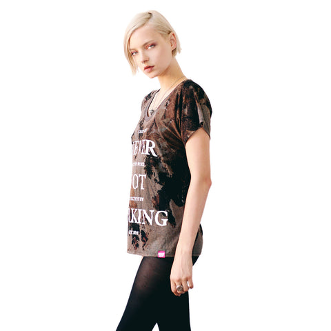 LURKING LUCY RAGLAN FLOWY TEE (LIMITED EDITION)