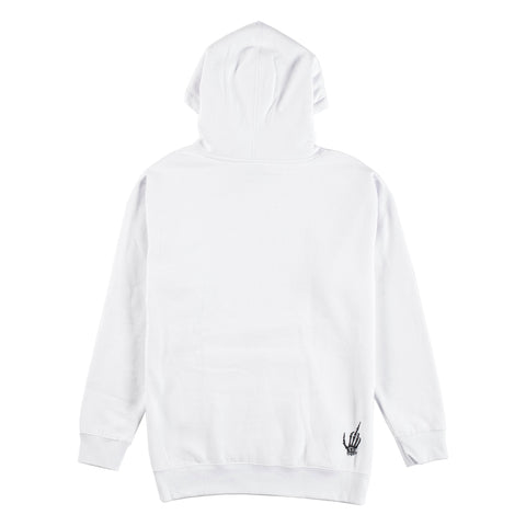 JUST CHOKING PULLOVER HOODY