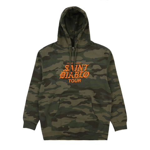 CREEP 4 CASH HOODY
