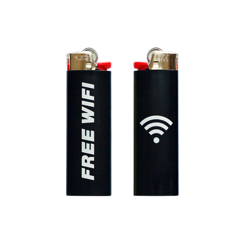 FREE WIFI LIGHTER