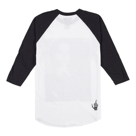 WEDNESDAY BASEBALL RAGLAN
