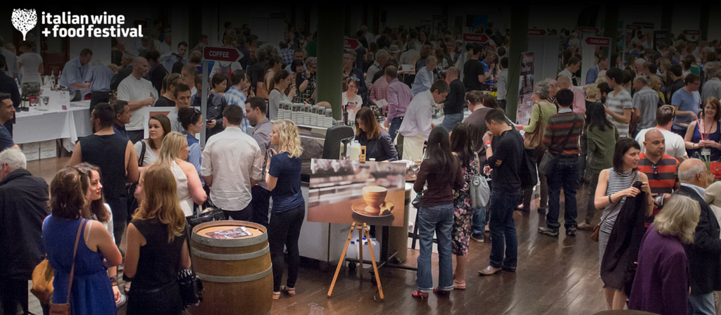 Italian Wine & Food Festival, Melbourne