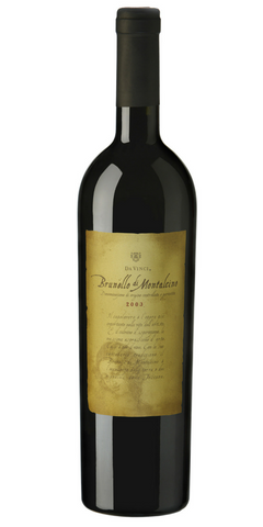 Atlantic Wines Da Vinci Brunello di Montalcino
