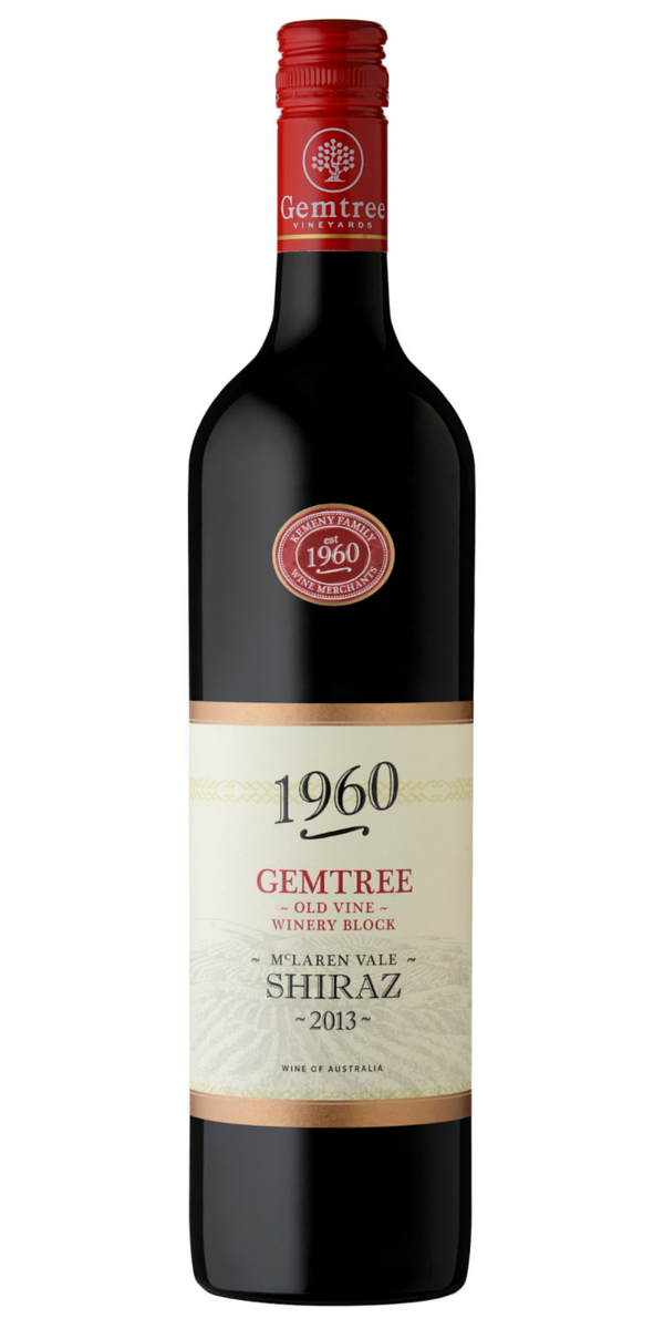 Atlantic Wines 1960 Gemtree Shiraz