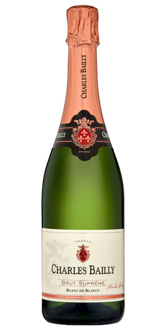 Atlantic Wines Charles Bailly Blanc de Blancs Brut Suprême NV