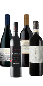 Atlantic Wines Multi Region Reds Mixed Dozen