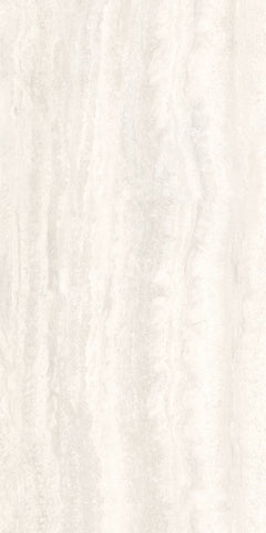 ELY Appia Vein Cut White Polished 24x48