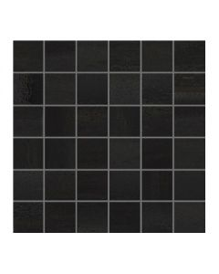 Porcelanosa Concrete Black Nature Mosaic (please call us for pricing)