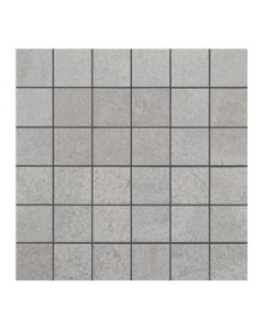 Porcelanosa Deep Light Grey Nature Mosaic (please call us for pricing)