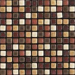 Elysium Roman Autumn Glass Mosaics Tile 11.75x11.75 (call us for pricing)