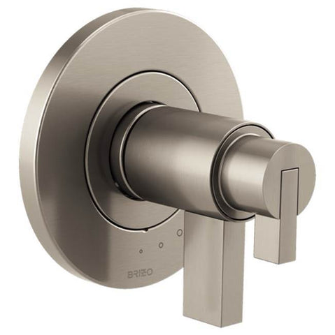 Brizo Litze Tempassure Thermostatic Valve Only Trim Less Handles