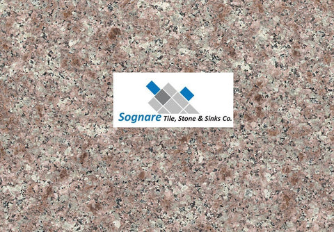 Bainbrook Peach Granite