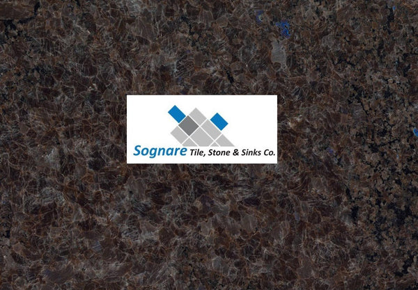 Blue Oklahoma Granite