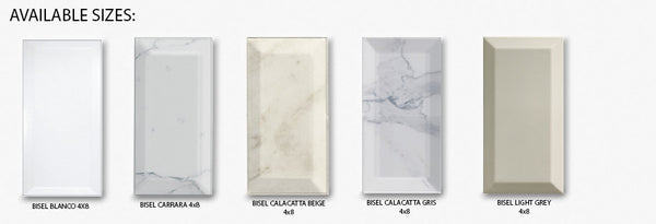SD Brillo Fields Made in Spain Glossy Marble Inspired Wall Tile
