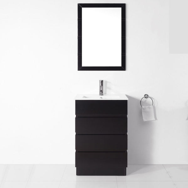 "SognareBruno Vanity Espresso 24""Full Set (call us for currents promotions and discounts)"