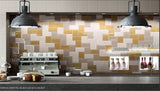 SD Cento Per Cento 3D Fields Italian Wall Tile Decor