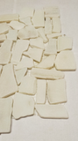 Jade Stone Frost White Pebble Mosaic Tile