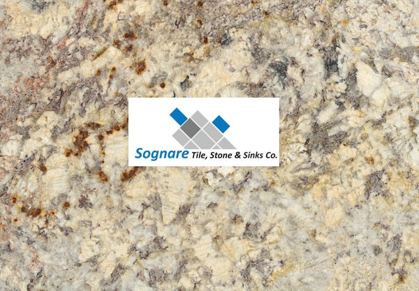 Golden Silver Granite