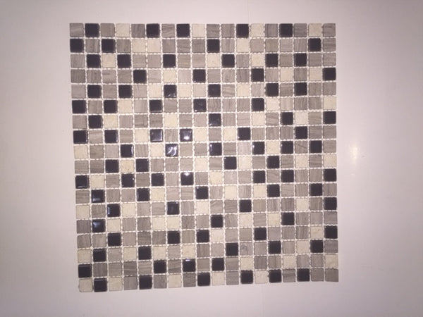 Catania Glass & Stone Mosaic (FREE SHIPPING)