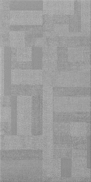 SD - Digital Tweed Grey Made in Italy Porcelain Tile