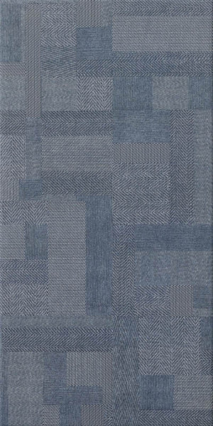 SD - Digital Tweed Jeans Made in Italy Porcelain Tile