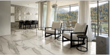 Happy Floors Italia Natural Matte and Polished Porcelain Tile - Made in Italy Rectified Edge