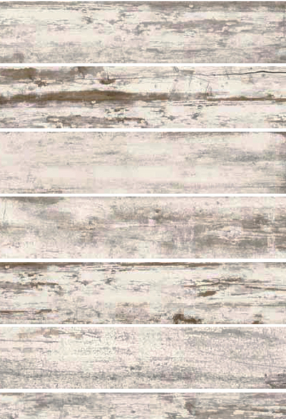 Elysium Cavalier Bianco Rectified Porcelain Tile 8.5x40 (please call us for pricing)