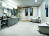 Elysium Carrara Snow Porcelain Tile 32x32 (please call us for pricing)