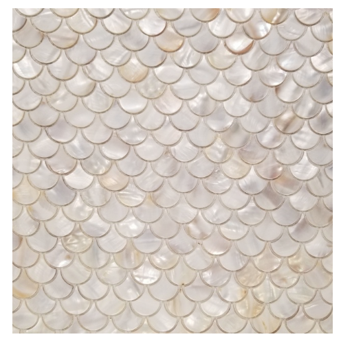 OT - Shell Oyster Mosaics Scales