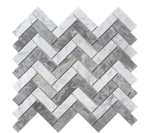 Elysium Chevron Long Loft Mosaic 11x12.5 (please call us for pricing)