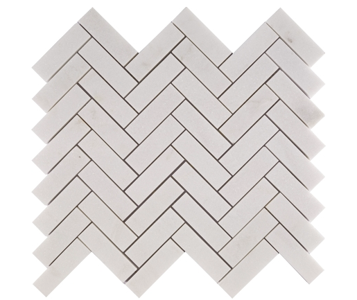 Elysium Chevron Long Thasos Mosaic 11x12.5 (please call us for pricing)