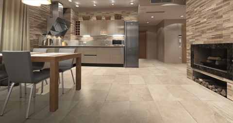 SD Timeless Desert 16x32 Made in Europe Porcelain Tile (sale item - limited stock)