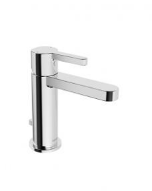 IN2AQUA EDGE ONE-HOLE SINGLE-LEVER BASIN MIXER, CHROME (please call us for special pricing)