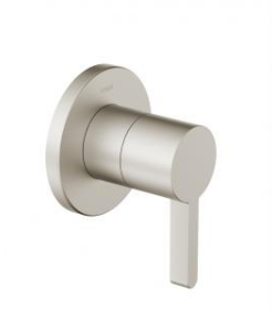 in2aqua Edge motion 2-way diverter trim kit, with shutoff, brushed nickel (please call us for special pricing)